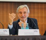Aurel Schubert, ECB
